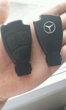 coque clé plip boitier mercedes benz W168 W202 W203 W208 W210 W211 A B C E S ML