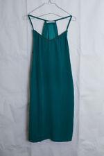 Magnifique robe d'été Zadig et Voltaire Deluxe turquoise T2 / 38 neuve
