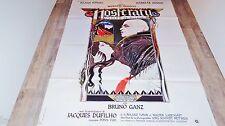 NOSFERATU fantome de la nuit  ! k kinski i adjani w herzog affiche vampire 1978