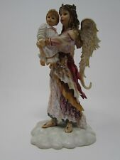 More details for christine haworth angel whispers 'guardian angel' leonardo collection(slh)