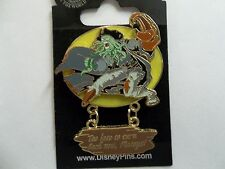 Disney 2006 Davy Jones Pirates of the Caribbean Too Late to Turn Back Mateys Pin