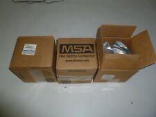 Three New Oem Msa 10046570 Cbrn Papr Cap 1 Millennium Gas Mask Filter Exp 1012