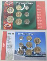 Turkmenistan KMS 2009-2010 unz.