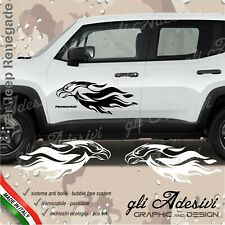 Adhesives Jeep Renegade For Wing Lateral Eagle