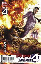 Dark Reign Fantastic Four Comic Issue 1 Modern Age First Print 2009 Hickman Chen