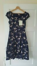 Great Plains Horse Print Dress - UK Size XS