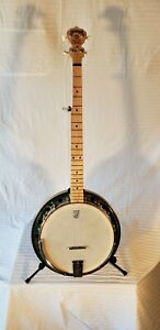 Deering Goodtime 5 string Banjo Grand Ole Opry Edition Never Played