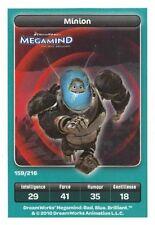 Carte Carrefour Dreamworks - Megamind - Minion  N°159