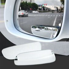 2Pcs/SET Universal Car  360° Wide Angle Convex Rear Side View Blind Spot Mirror