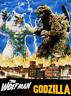 The WOLFMAN VS GODZILLA [DVD] Manufactured On Demand Region 1 Fan Film