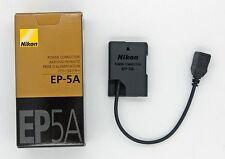 NIKON EP-5A CONNECTEUR POUR ADAPT. SECTEUR EH-5A