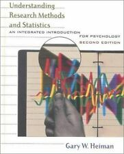 Understanding Research Methods and Statistics : An Integrated Introduction...