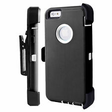For iPhone 7 PLUS Defender Rugged Case Screen Protector & Holster Fit Otterbox