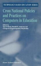 Technology-Based Education Ser.: Cross National Policies and Practices on...