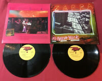 Frank Zappa - Zappa In New York  *1978Discreet 2D 2290 Los Angeles Pressing *EX+