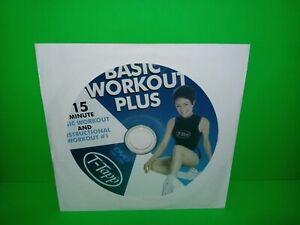 T - Tapp Basic 15 Minute Basic Workout & Instructional Workout #1 DVD - B605