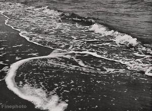 1928 Vintage NORDSEE WELLE North Sea Wave Ocean Beach Art ALBERT RENGER-PATZSCH