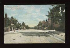 Leicestershire Leics MARKET HARBOROUGH Northampton Rd PPC 1904
