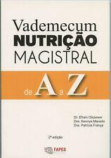 Vademecum Nutricion Magistral Vademecum Magistral Nutrition Olszewer Macedo Fran