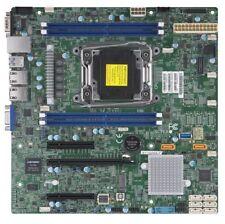 Supermicro X11SRM-F Motherboard microATX Intel Xeon W Family C422 FULL WARRANTY