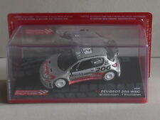CHAMPION RALLY CARS, PEUGEOT 206 WRC 2002,GRONHOLM RAUTIANEN.mag part works.CD06