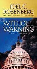 Without Warning by Joel C. Rosenberg (2017, Paperback)