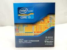 NEW Boxed Intel Core i3 3250 3.3GHz Dual-Core Processor LGA1155 BX80637i33250