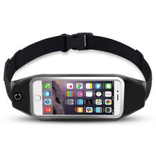 Gym Running Jogging Sports Belt Waist Bag Pack Armband For iPhone X 7 8 6s Plus