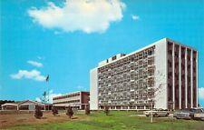 MI Pontiac 1964 OAKLAND COUNTY COURT HOUSE  Mint Dexter Press postcard M09