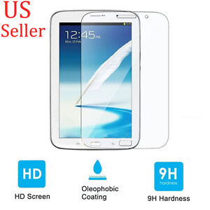 9H TEMPERED GLASS FOR SAMSUNG GALAXY NOTE 8.0 N5100 N5110 SCREEN PROTECTOR FILM