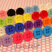 FUNKY 9mm BUTTON EARRINGS CUTE KITSCH VINTAGE ROCK GOTH KAWAII BOHO CHIC 80s EMO