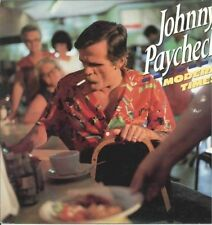 """JOHNNY PAYCHECK """"Modern Times"""" VERY RARE NEW FACTORY SEALED 1987 Mercury LP"""