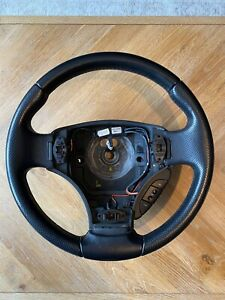Aston Martin V8 Vantage Perforated Leather Steering Wheel With Cruise Control