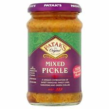 Patak's Mixed Pickle - 283g (pack of 2)