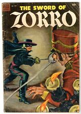Four Color #497 Featuring The Sword of Zorro, Very Good Condition*