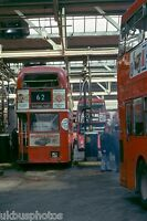 London Transport RT Finale 7th April 1979 RT NLE906 Bus Photo a