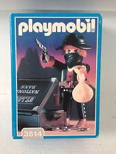 PLAYMOBIL WESTERN BANDIT COWBOY MISB 3814