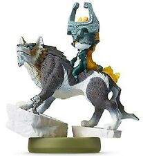 Nintendo amiibo Wolf Link Twilight Princess 3DS Wii U Game Accessories NEW Japan
