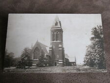 1919 fr Hampshire postcard - All Saints church Aldershot