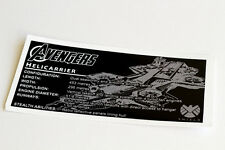 Lego Avengers UCS Sticker for Shield Helicarrier (76042)
