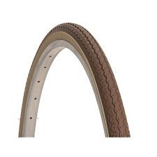 Tire city vintage 28 x 1-5/8 (700X35C) brown cream PLANETAIR fixed speed