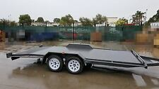 16X6.6 FT BEAVERTAIL CAR CARRIER TRAILER