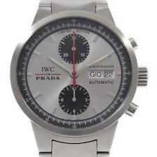 Authentic IWC IW370802 GST Chrono PRADA LIMITED Automatic  #260-002-742-6753