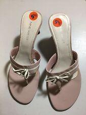 Nine West Women's Shoes - Heels Sandals Size 9.5 M, Leather