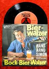 Single Hans Arno Simon: Bierwalzer (Simon SR 19053) D