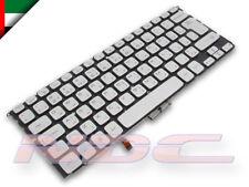 NEW Genuine Dell XPS 14z/15z-L412z/L511z ARABIC Backlit Laptop Keyboard - 0JFP7X