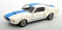 FORD SHELBY MUSTANG GT500 1:18 SCALE MODEL GOOD DETAIL VERY RARE CLASSIC DIECAST