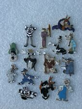 lot de 14 pin's LE LOUP signé DEMONS & MERVEILLES - Tex avery