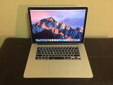 """Apple Macbook Pro 15"""" (Mid 2014) i7 2.5 GHz, 16 GB Ram, 512 GB SSD, GT750M 2GB"""