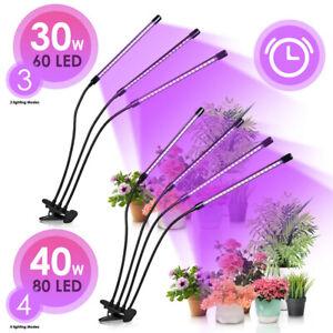 LED Pflanzenlampe Vollspektrum Wuchs Licht Pflanzenlicht Pflanzenbeleuchtung
